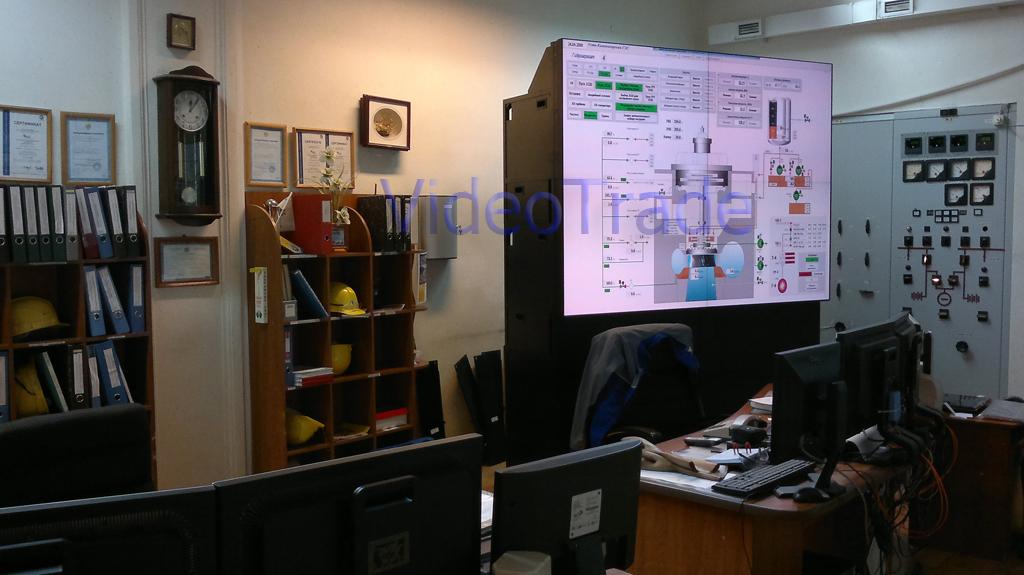 Система отображения информации ГЩУ Усть – Каменогорской ГЭС.-1