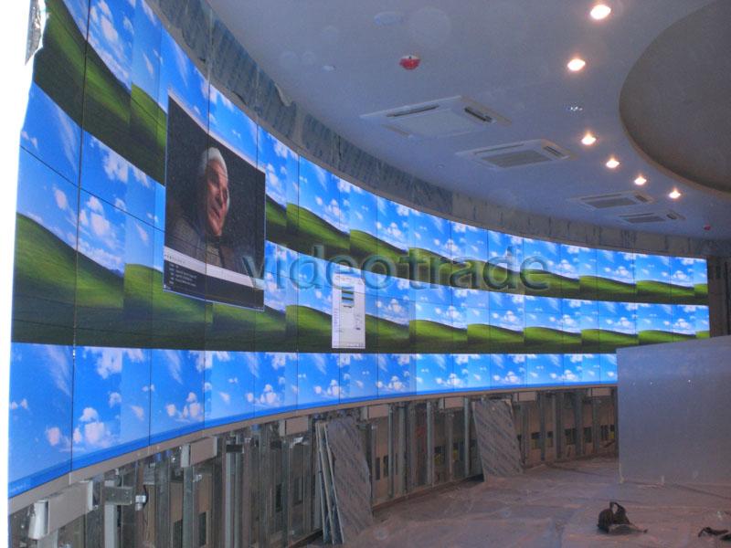 Диспетчерский центр Башни «Запад» комплекса «Москва-Сити».-7