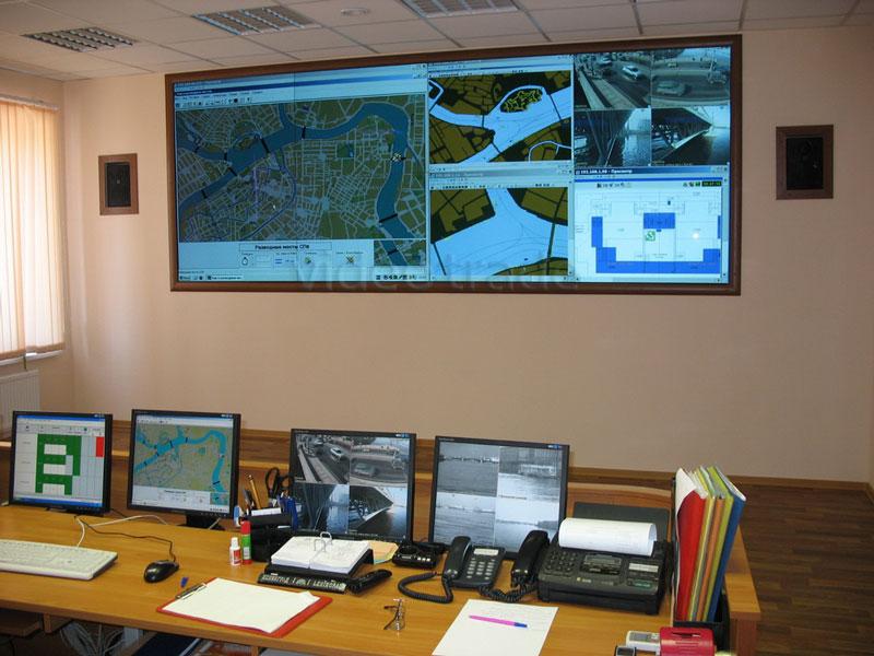 Диспетчерский центр ГУП Мостотрест, г. Санкт-Петербург.-1