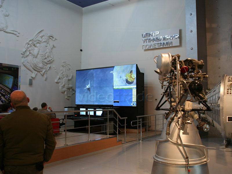 Мемориальный музей космонавтики, ВВЦ, г. Москва.-1