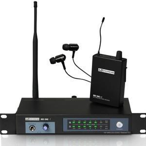3 комплект ушного мониторинга на 1 й фиксированной частоте